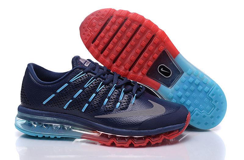 achat air max 2016,homme air max 2016 bleu et rouge