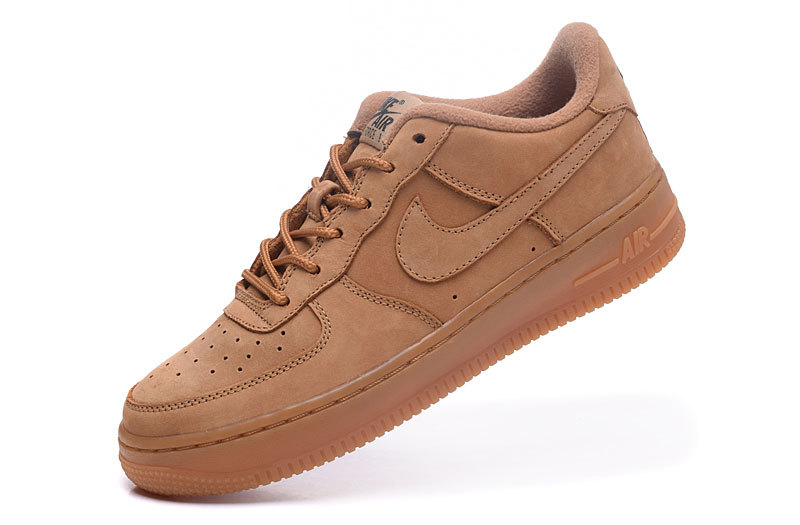 air force 1 femme marron