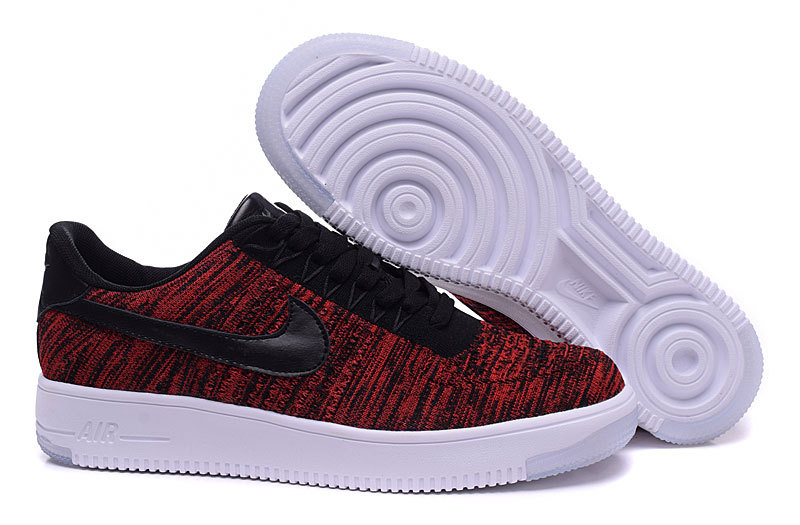 sports shoes 798fc ced7f air force low,air force 1 noir et rouge flyknit
