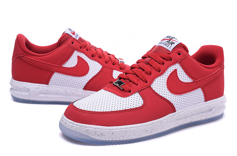 air force 1 rouge blanche Shop Clothing & Shoes Online