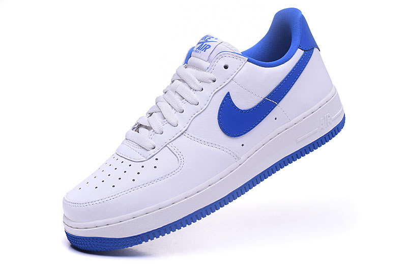 air force one basse,homme air force 1 low blanche et bleu
