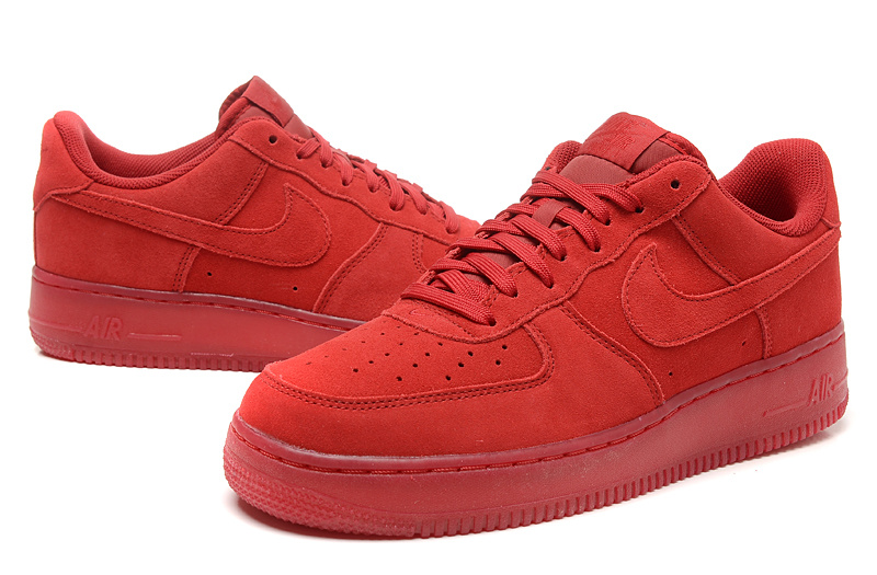air force one rouge homme online