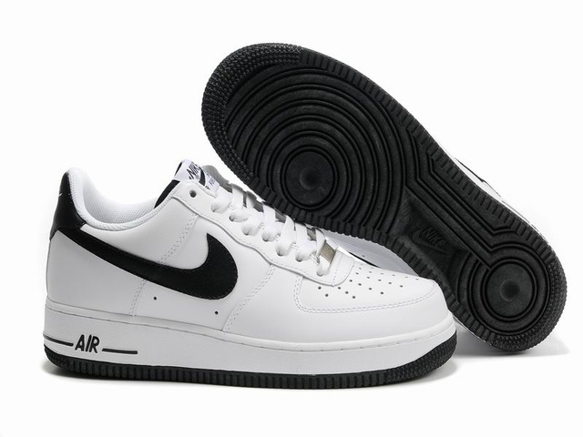 air force one femme argent