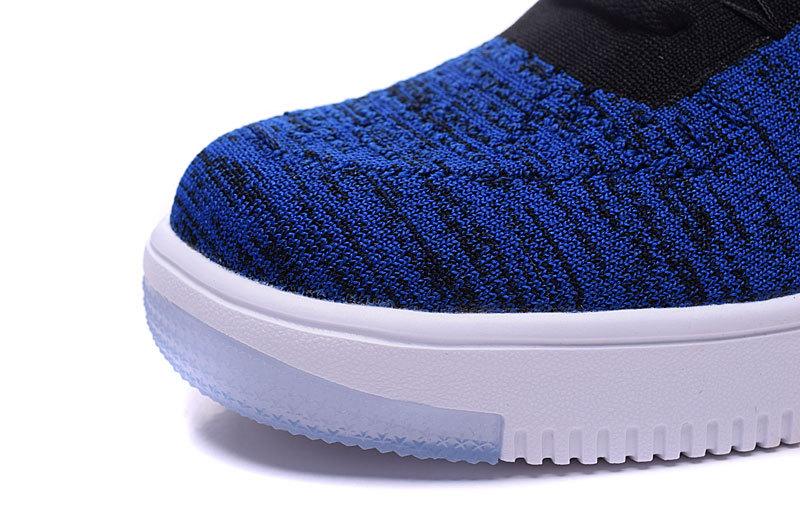 chaussures de sport 371b4 5668b air force one haute,homme air force 1 bleu et noir flyknit