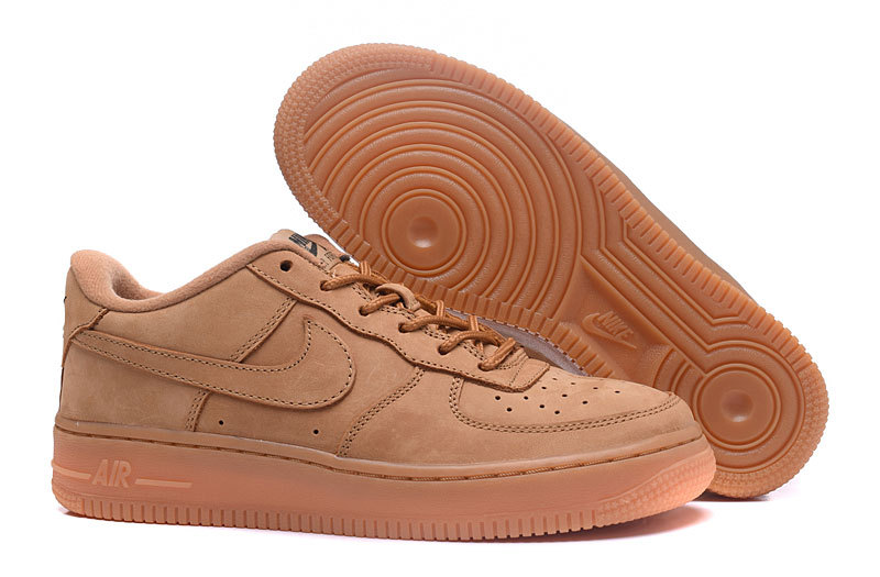 65c444343dea9 air force one lunar,homme air force 1 low marron