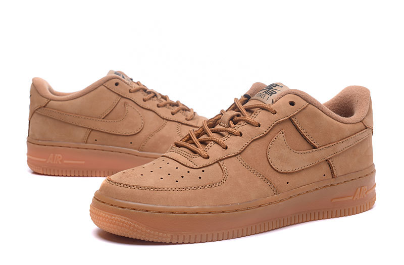 air force 1 marron homme