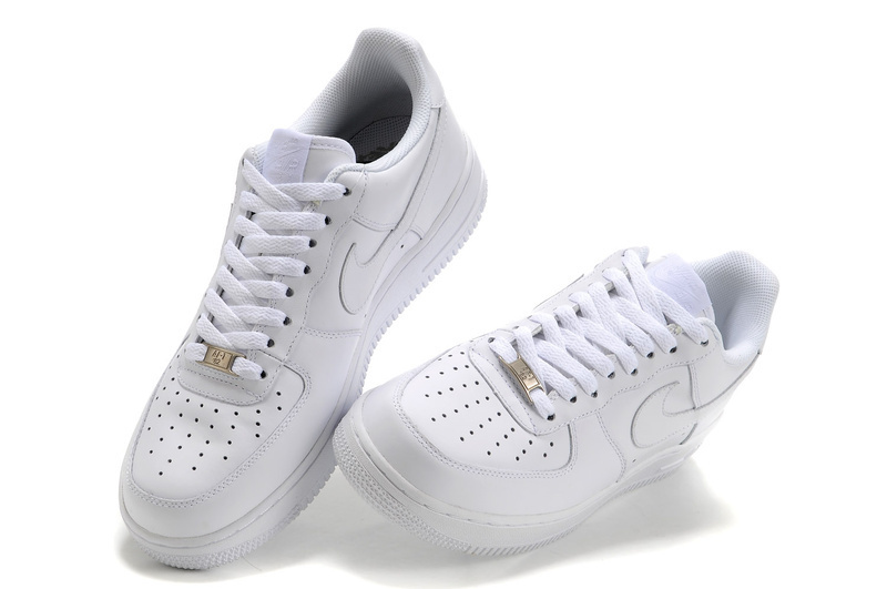 Blanche Air Force One 1 Low nike WE9Y2DIH