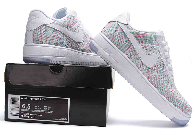 nike air force one flyknit femme