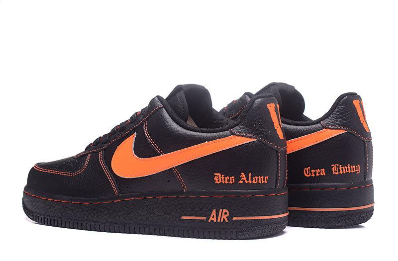 air force 1 orange homme