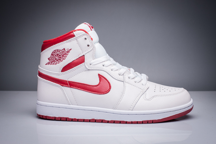 air jordan blanche rouge