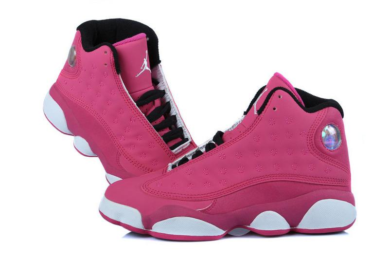 meilleures baskets 45c20 28211 air jordan 13 femme,nike air jordan 13 rose et blanche femme