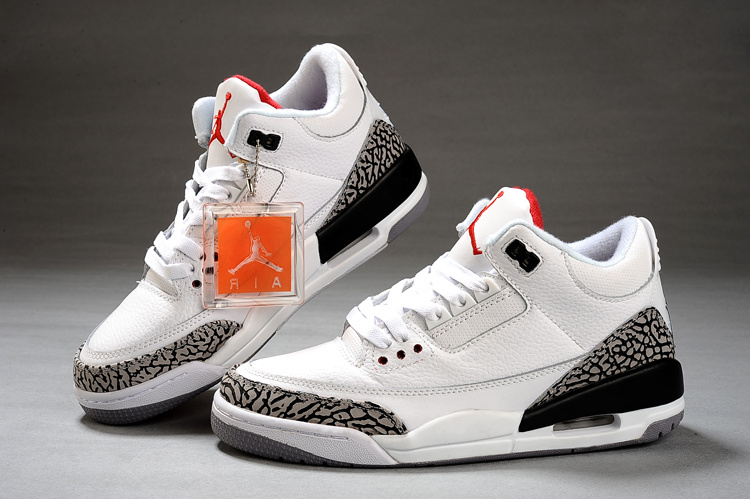air jordan 3 retro blanche