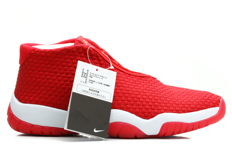 nike air jordan future rouge