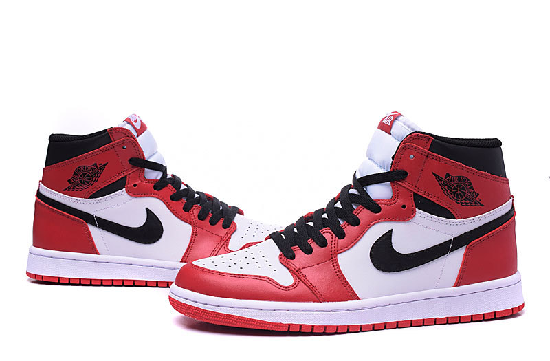 nike air jordan 1 rouge et blanc