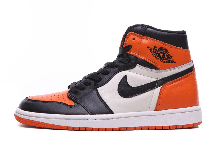 air jordan 1 low homme orange