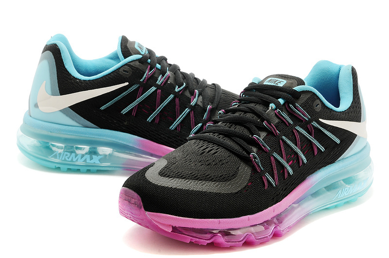en soldes d55fc 0c2ba air max 2015 collection,nike air max noir et bleu et violet ...