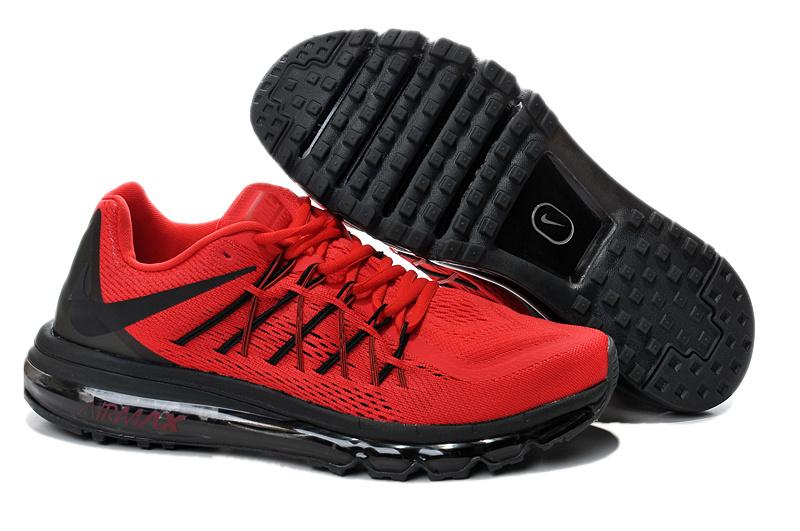 nouveau produit 90cac e37cc air max 2015 homme soldes,nike air max 2015 rouge et noir homme
