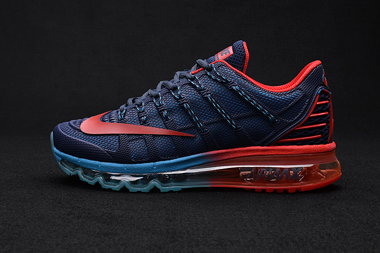 newest collection 88857 669c9 air max 2016 nike,homme air max 2016 bleu et rouge