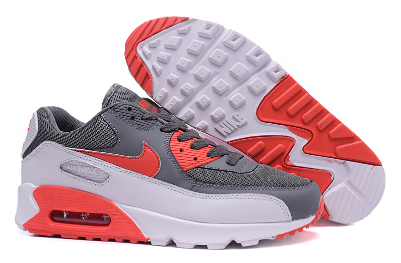 best sneakers 46a6b 36a69 air max 2017 homme pas cher,nike max 90 rouge et gris homme 2017