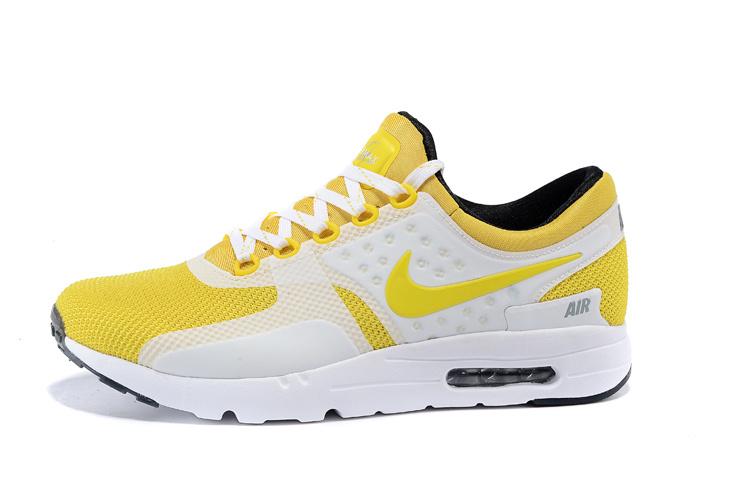 air max 2017 femme jaune