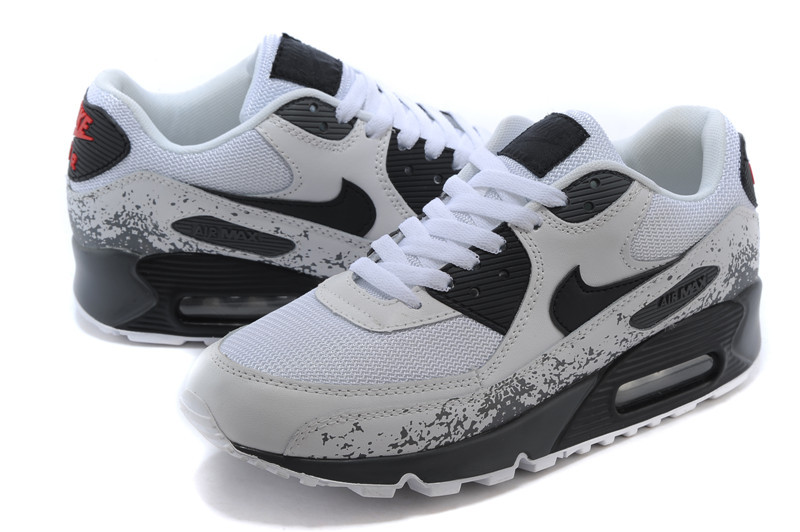 the latest 3edab cbcef ... air max 90 essential,nike max 90 noir et gris homme 2017 3 ...