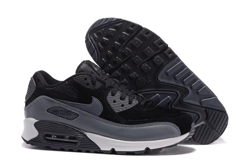 air max noir gris