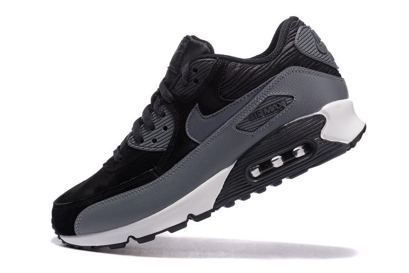 nike air max 90 gris noir