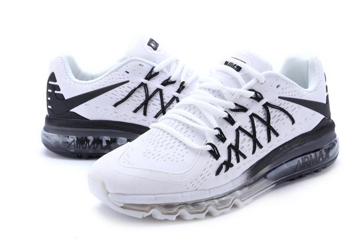 design intemporel 9a980 0b663 air max pour femme,air max 2015 blanche et noir femme