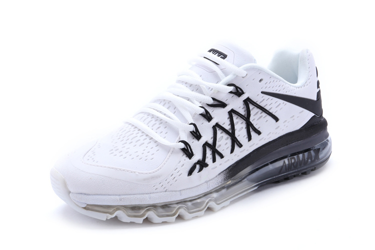 design intemporel 8ae5b 016f1 air max pour femme,air max 2015 blanche et noir femme