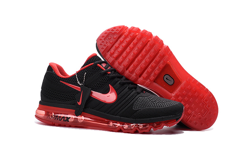 basket femme nike air max,air max 2017 femme noir et rouge
