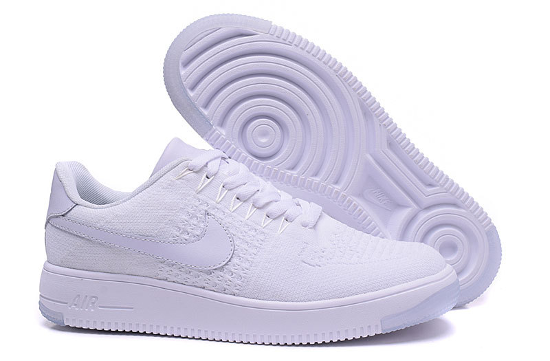 basket nike air force one blanche femme