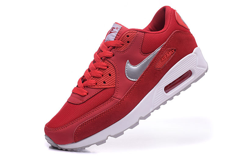 air max 90 rouge et blanche