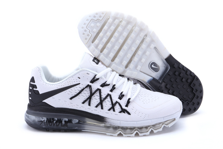promo code ed6e1 1b9ec basket nike air max femme,air max 2015 blanche et noir femme