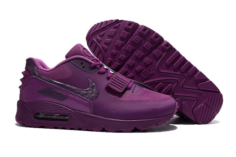 basket nike femme violette