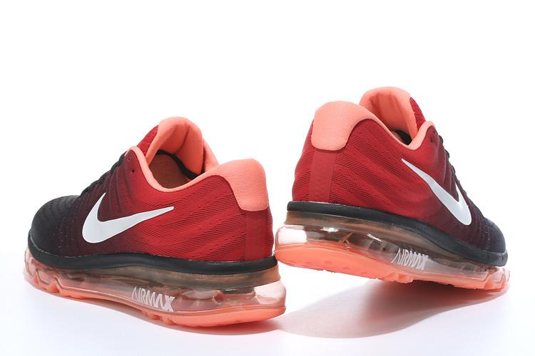 air max 2017 couleur rouge