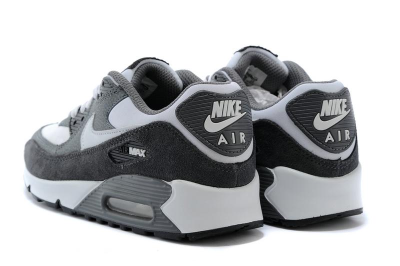 les ventes chaudes e9431 299a6 basket nike homme air max,air max 90 blanche et gris homme ...