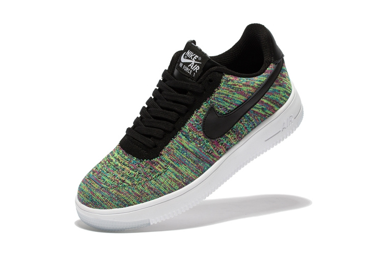 Force Couleur Air Flyknit Basket homme One 1 Nike kiZuPX