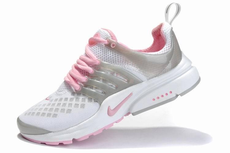 nike Running Nike Air Et Rose Presto Basket Gris 2017 Femme Blanche WHIE9DY2