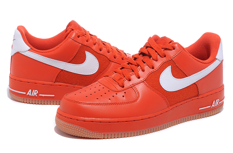 basket nike air force 1 rouge femme