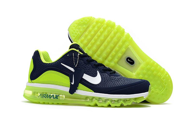 promo code 6e317 b24ae chaussure air max pas cher homme,air max 2017 ultra bleu et verte homme