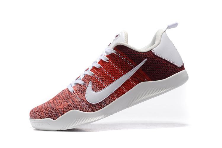 Blanche Chaussure Basket Rouge Wxeaqexp Bryant Kobe 11 Nike Et AwZqPUqF