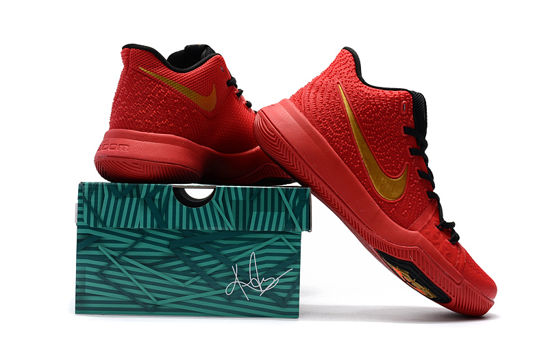 Nike Kyrie 3 Chaussures Officiel Nike Basketball Pas Cher