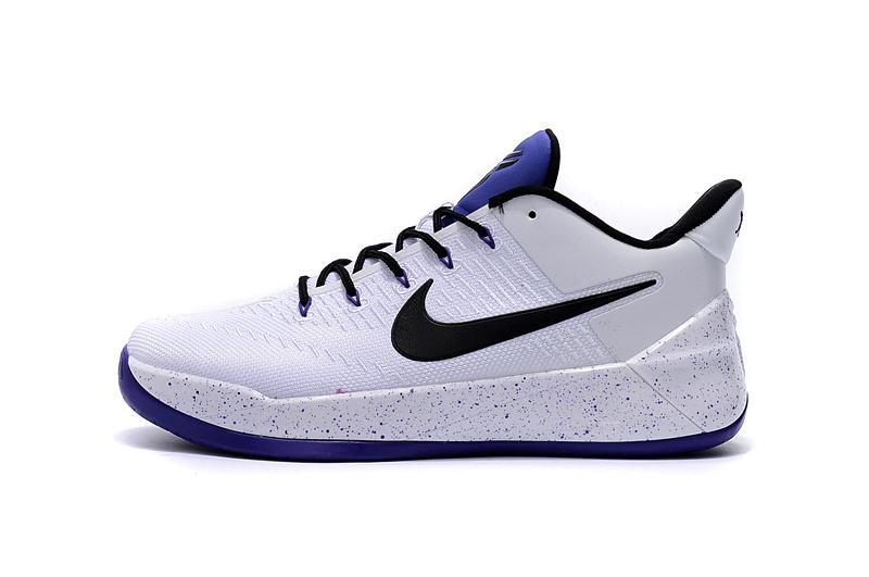 Pas Nike Qtrxww0w Violet Chaussure Et Cher Kobe Blanche 12 nAcntWX