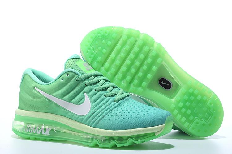chaussure nike air max vert