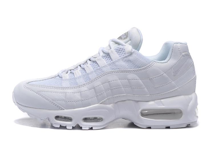 chaussure air max 95 blanc