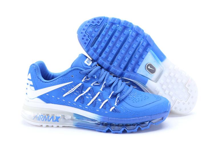 nouveau style eac93 45b3c chaussure nike pas cher,air max 2015 bleu et blanche femme