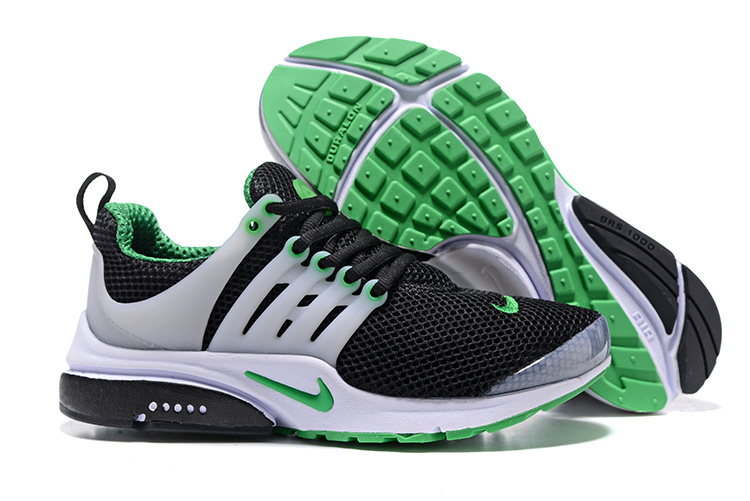 chaussure nike homme verte