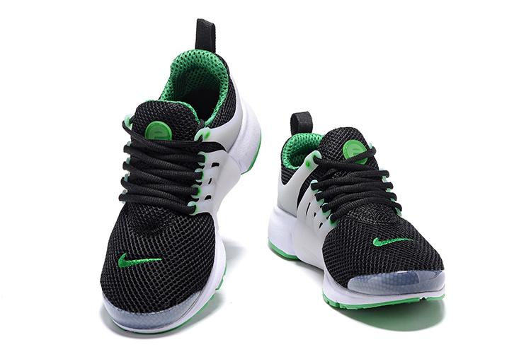 chaussure nike presto noir femme
