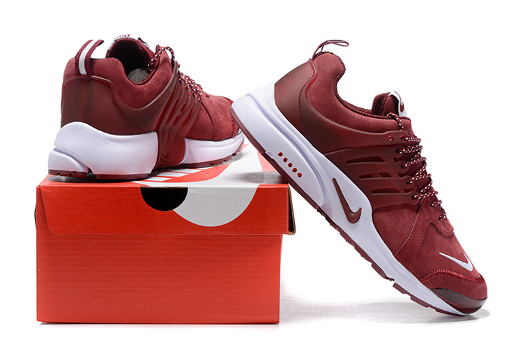 nike femme rouge chaussure