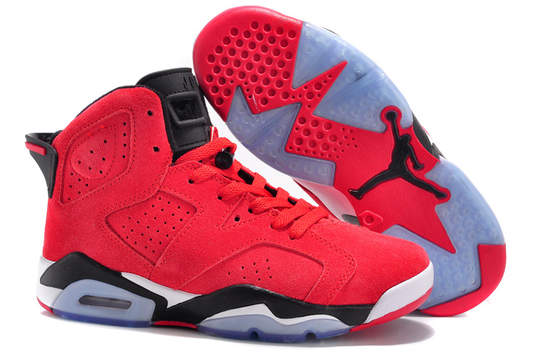save off a955d a9185 jordan retro 6 homme,nike air jordan 6 rouge homme